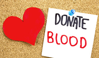 Learn more about donate blood