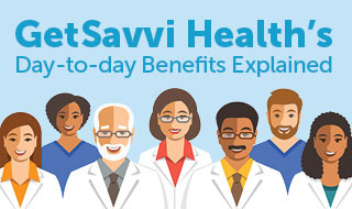 GetSavvi Health benefits