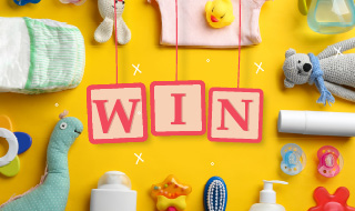 WIN a Babies R Us voucher