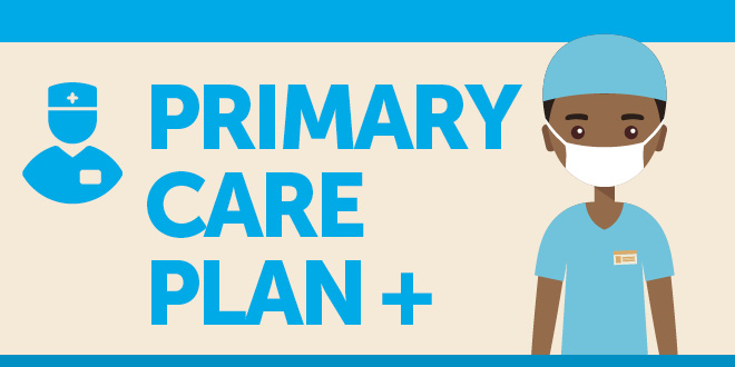 Primary Care Plan+